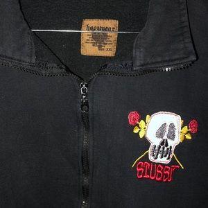 Stussy Sweaters - Stussy skull sweater